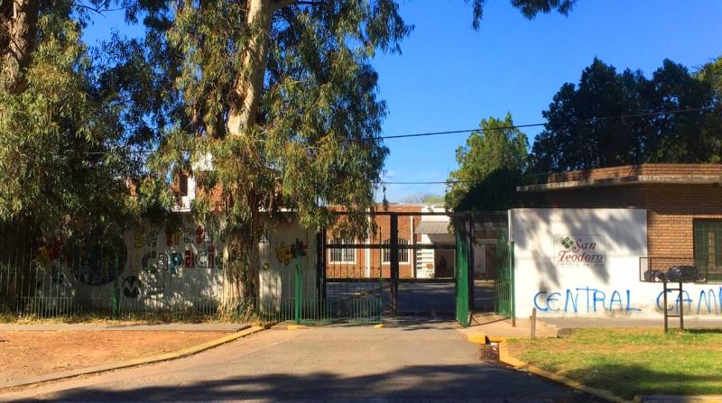 CENTRO DE DÍA Y CET GRANADERO BAIGORRIA